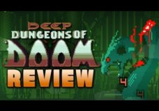 Deep Dungeons of Doom Review
