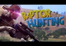 RAPTOR HUNTING ► King Of Hill (Arma 3)